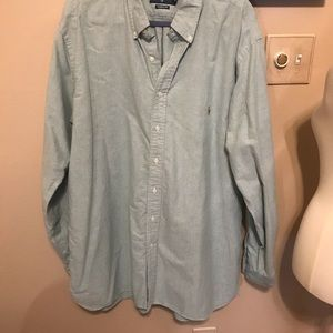 Ralph Lauren Polo Button Down 2XLT 2X tall